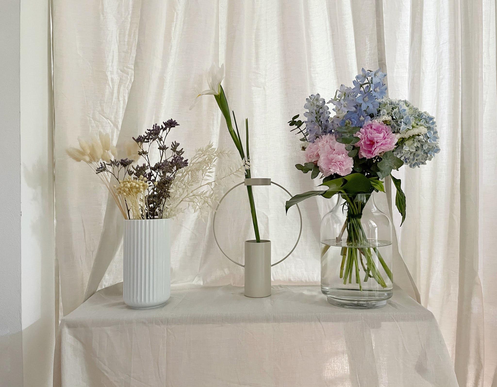 Ad ogni fiore il suo vaso