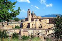 Visiting Urbino, Italy