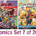 Set 7 of 2014 Raj Comics