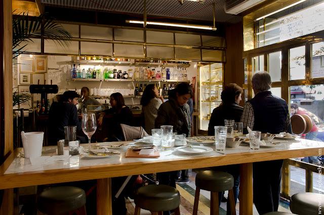 Comer en Madrid Tabernas tradicionales mejor tortilla