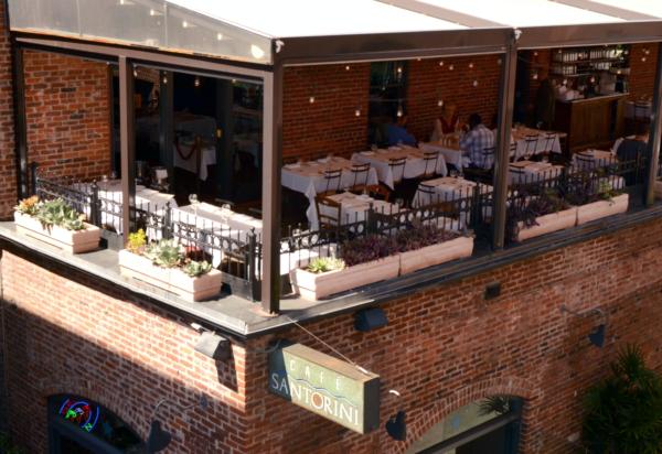 Restaurante Russell's em Pasadena