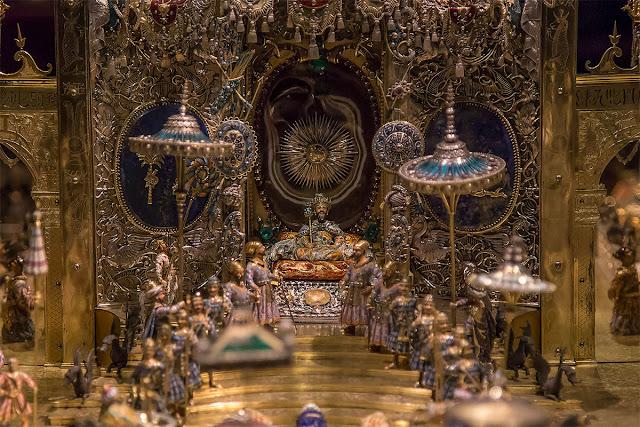 Aurangzeb mughal king green vault dresden germany