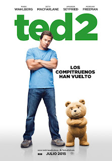 Cartel: Ted 2 (2015)