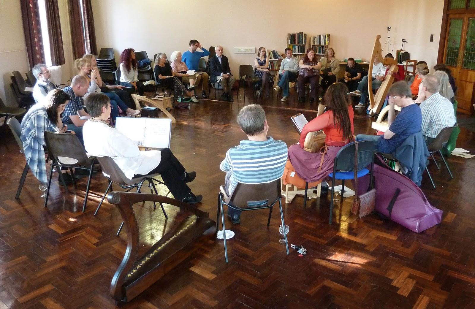 The Historical Harp Society of Ireland: News