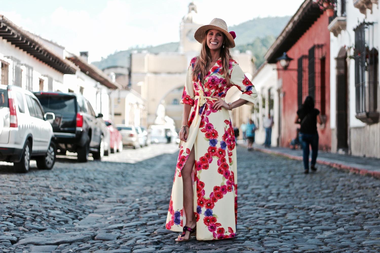 vestido paula echeverria