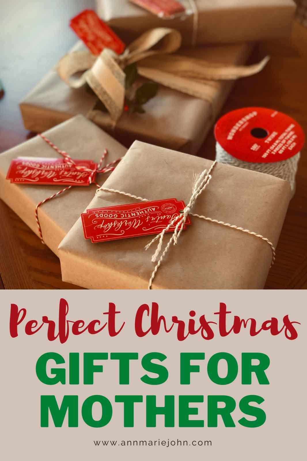 Perfect Christmas Gift Ideas for Mothers