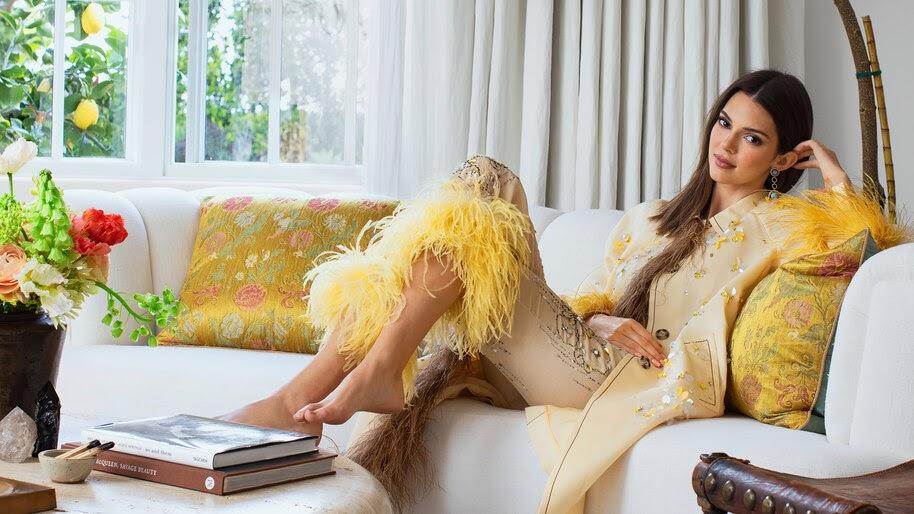 Kendall Jenner, Model, 4K, #6.2458
