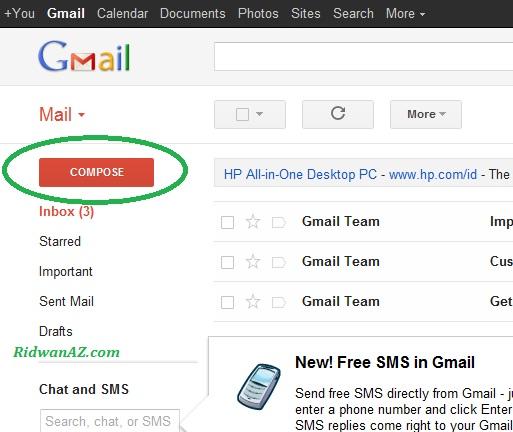 Cara Membuat Alamat Email Di Gmail