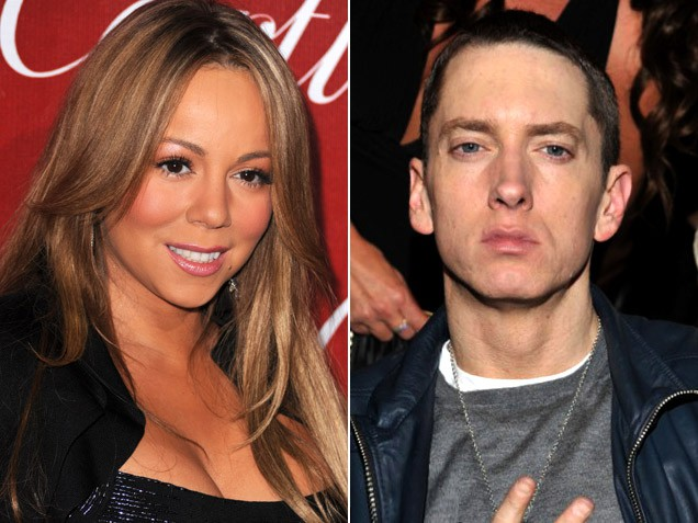 mariah carey and eminem dating photos