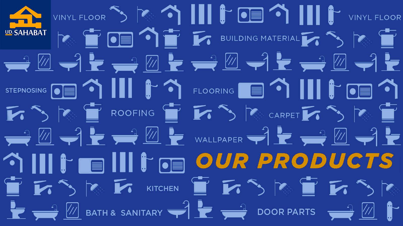 distributor building material surabaya UD SAHABAT BALIWERTI