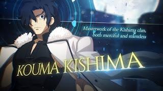 Melty Blood: Type Lumina (Switch) recebe novo trailer mostrando Kouma Kishima em ação
