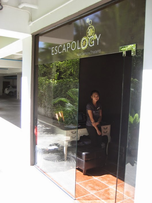 Escapology in Lamai