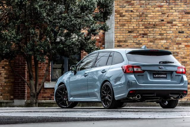 【鍵盤車訊】熱血好爸爸的指標選項 --- Subaru Levorg - 海外版 2.0 引擎依舊提供了 268 匹馬力輸出