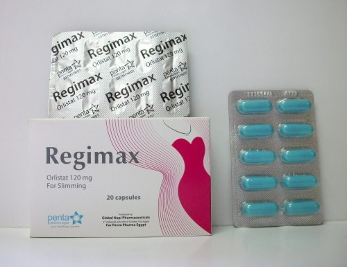 Regimax Capsules Packet