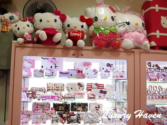 hello kitty ikojia penang 1st avenue mall