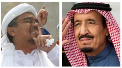 Inilah Alasan Habib Rizieq Tidak Hadiri Pidato Raja Salman Di DPR
