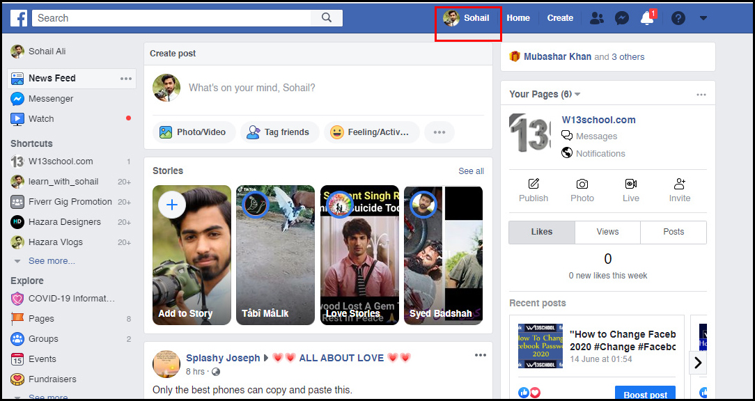 How to Change Birthday on Facebook 2020