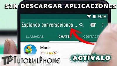 con quién habla alguien en Whatsapp