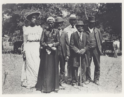 Early Juneteenth Revelers