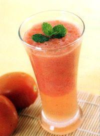 Jus Melon Enak Campur Tomat