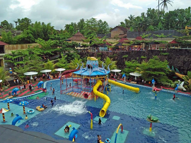 Alamat Slanik Waterpark Lampung
