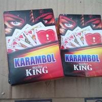 Biji Karambol Master King