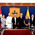 UCT BENEDICTO XVI Y PUCP FIRMAN IMPORTANTE CONVENIO DE COOPERACIÓN