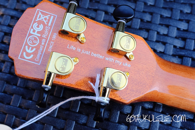 Mr Mai MD-T Tenor Ukulele tuners