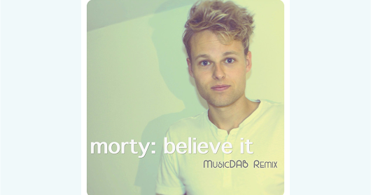 My first official remix: Morty - Believe It