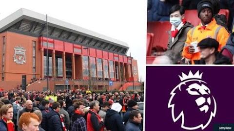 BREAKING! Liverpool & Arsenal Can Welcome Fans Back To Their Stadium (Read More)
