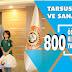 TARSUS TSO'DAN 800 ÖĞRENCİYE KIRTASİYE YARDIMI