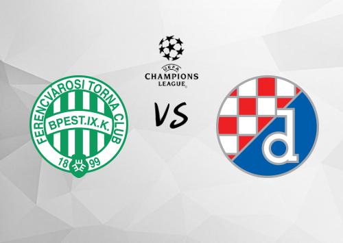 Ferencváros vs Dinamo Zagreb  Resumen