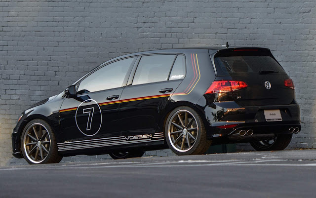 VW Golf R Heritage
