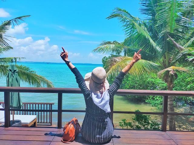Kamar Sea View Residence Bintan