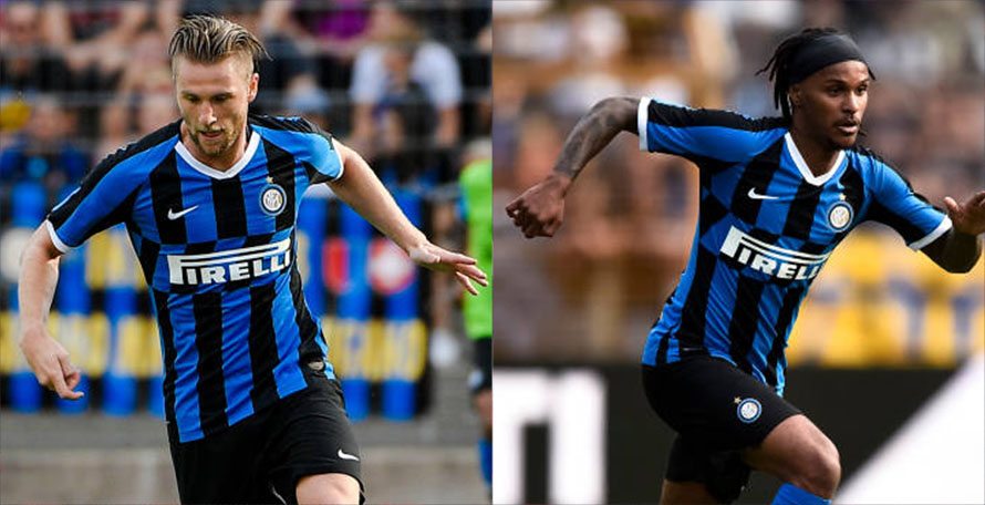 Chinese Derby d'Italia - On Pitch: Inter Milan 19-20 Home ...  |Inter Milan