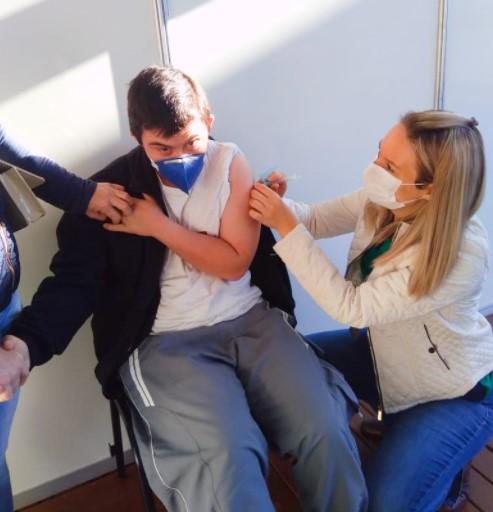 Candói: Saúde inicia terceira fase da vacinação contra a Covid-19