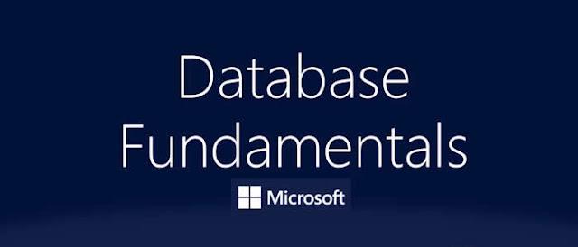 Curso gratuito e com certificado: Conceitos básicos de bancos de dados da Microsoft.