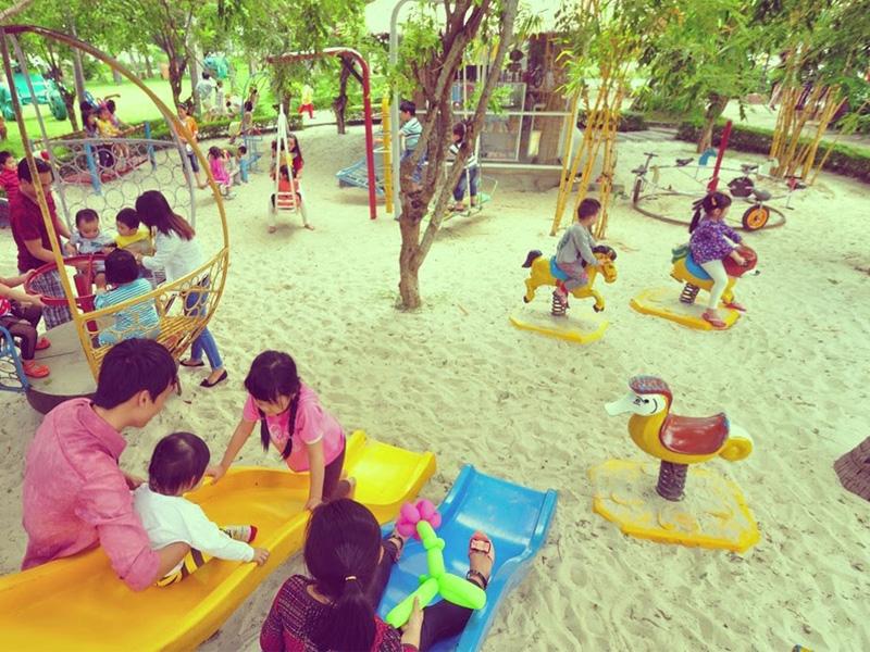 Khu vui chơi cho trẻ em