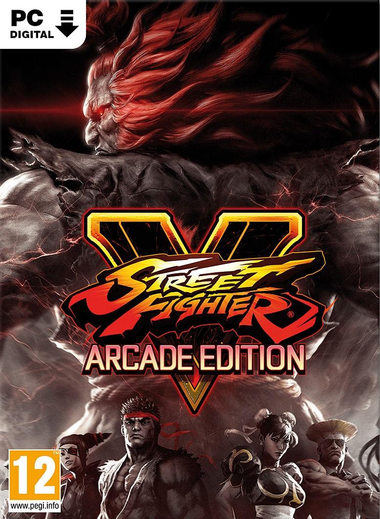 Street Fighter V Arcade Edition v4.070 PC ESPAÑOL 1