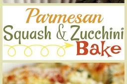 Recipe - Parmesan Squash and Zucchini Bake