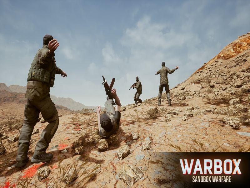 Warbox PC Game Free Download