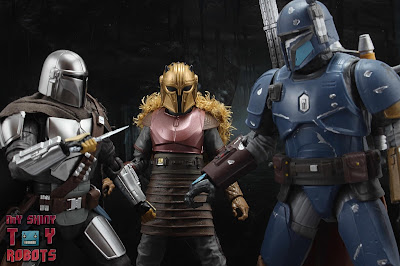 Star Wars The Black Series The Armorer (Deluxe) 47