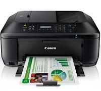 Canon MX535: la tecnología de tinta fina de Canon ofrece una impresión rápida y de alta calidad en todo momento, desde gráficos nítidos y brillantes hasta documentos comerciales excepcionalmente claros