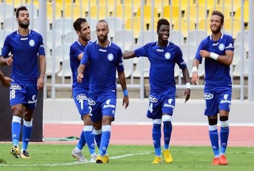 ملخص مباراة سموحة والبنك الاهلي (2-2) في الدوري المصري