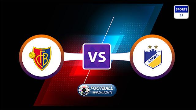 Basel vs APOEL – Highlights