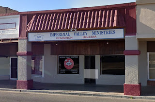 Imperial Valley Ministries headquarters in El Centro, Calif. (Google Maps)