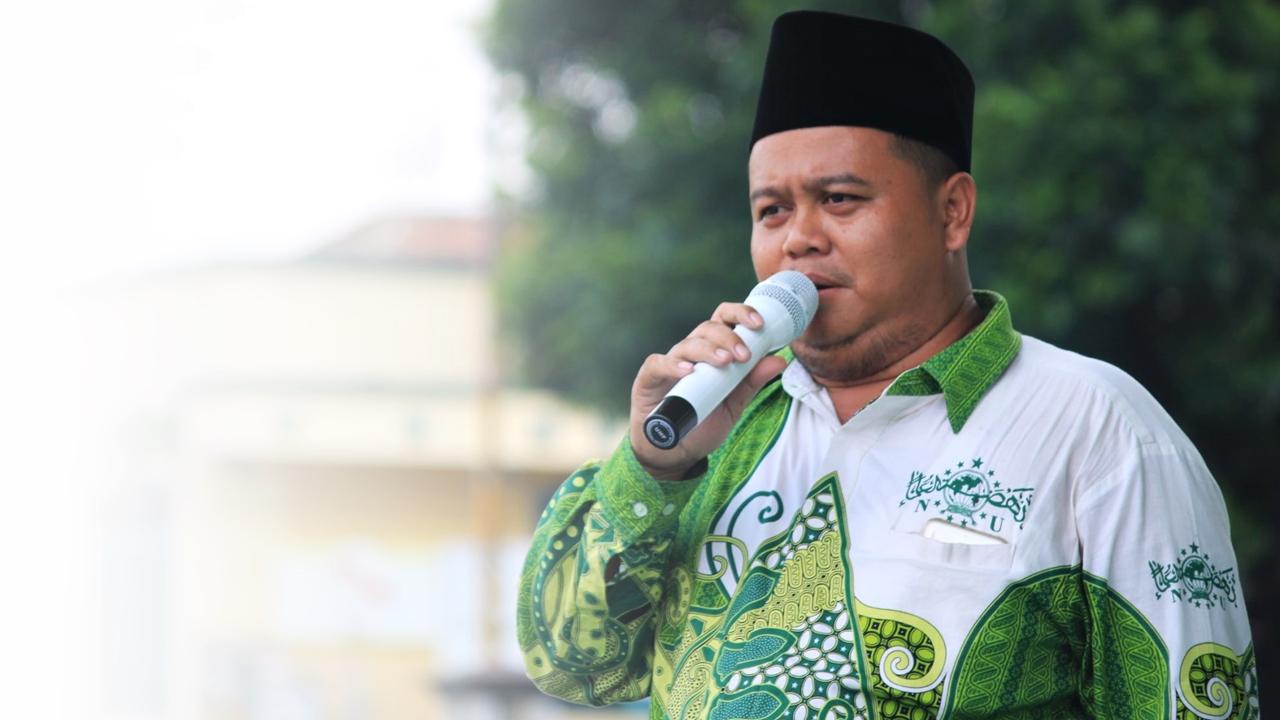 Gus Hasan Tinggarjaya Tokoh Muda dan Energik