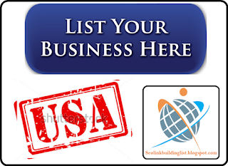 top high pr business listing sites list for usa