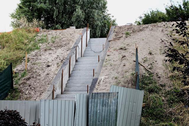 Лестница на Спасский бастион