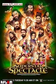 عرض WWE Superstar Spectacle 2021